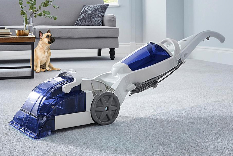 Image of £109 instead of £239.99 for a lightweight Tower T146000 carpet cleaner from Activems - save 55%