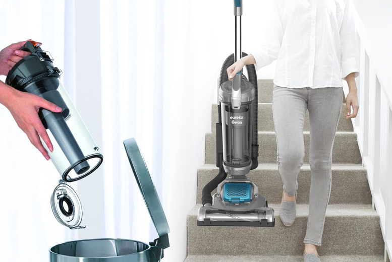 Image of £79 instead of £129.99 for a Swan Turbo power upright vacuum cleaner from Activems - save 39%