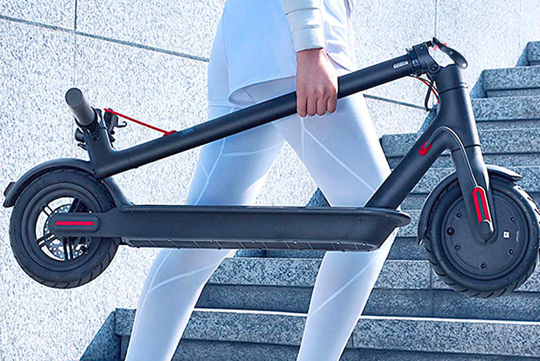 Image of £279 instead of £599.99 for an MK083 Pro electric adult scooter with app control from Platinum Store UK - save 54%