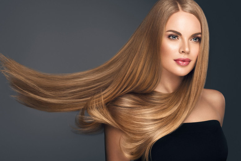 Image of £16.95 instead of £32.50 for a haircut and blow-dry treatment at C and M Laser Hair & Beauty, Leicester, or £27 to include a full head of colour, or £29.95 to include half a head of highlights - save up to 48%