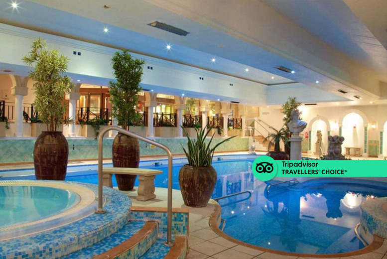 Image of A Derby stay at Best Western Derby Mickleover Hotel for two people with breakfast, a glass of Prosecco each, leisure access and late checkout. From £69 for one night, £99 to include a three-course dinner, or £129 for two nights - save up to 43%