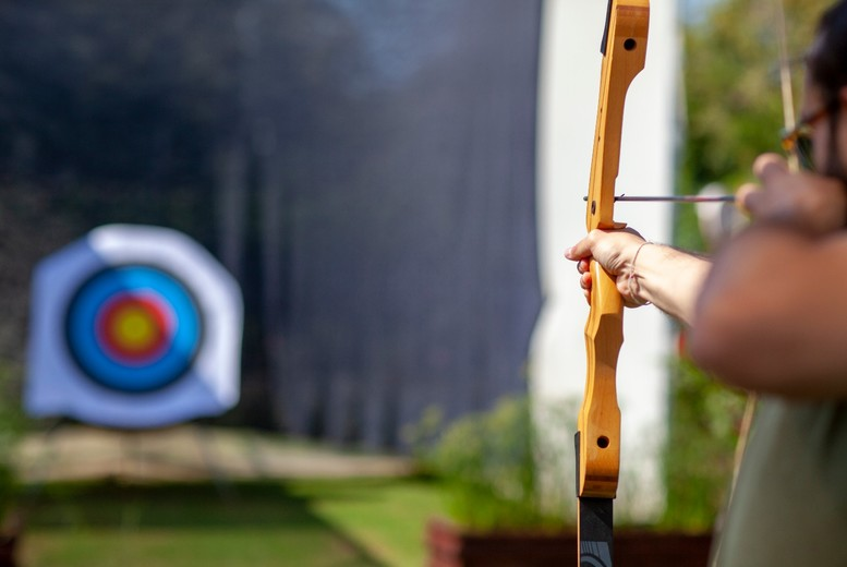 Image of £19 instead of £29 for an archery experience for one person from Into The Blue - choose from 11 locations and save 34%