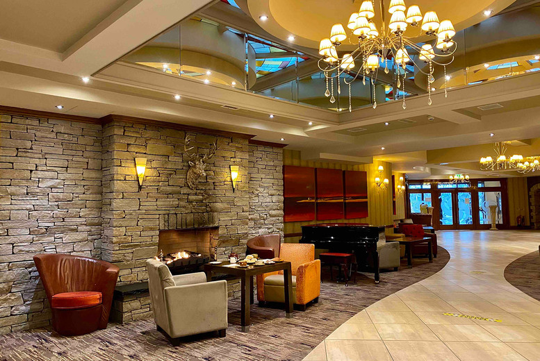 Image of A Donegal break at An Grianán Hotel for two people with a full Irish breakfast. From £99 for two nights - save up to 42%