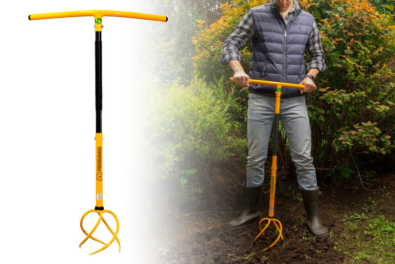 Image of £39.99 for a hand cultivator from Stockpoint!