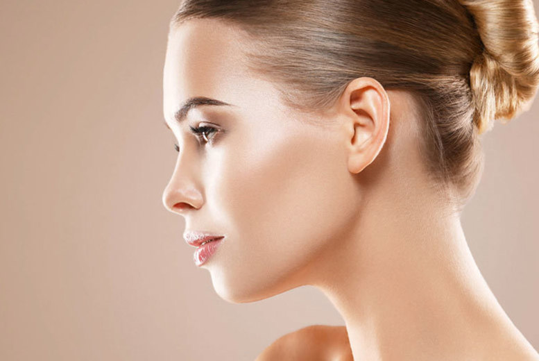 Image of £79 instead of £499 for a HIFU 'facelift' at Dr PJ Aesthetic Clinic - choose from two locations and save 84%