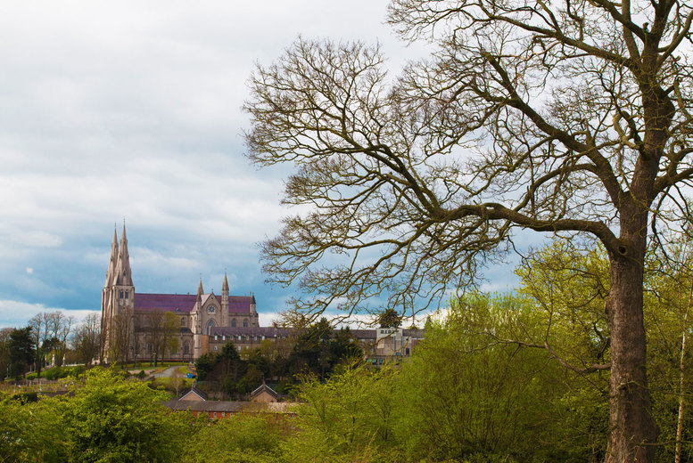 Image of An Armagh stay at Armagh City Hotel for two people with breakfast and £30 dining voucher. £89 for one night, or £139 for two nights - save up to 55%