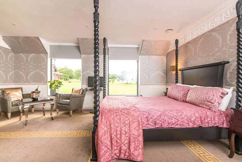 Image of A Guildford, Surrey stay at Guildford Manor for two with breakfast and late checkout. From £99 for one night or from £129 to include a two-course dinner, from £185 for two nights or £229 to include a two-course dinner on the first night - save up to 40%