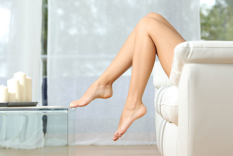 Image of £179 instead of £179 for six sessions of laser hair removal for a half body session, or £349 for full body session at Cher Salon, Tooting - save up to 82%