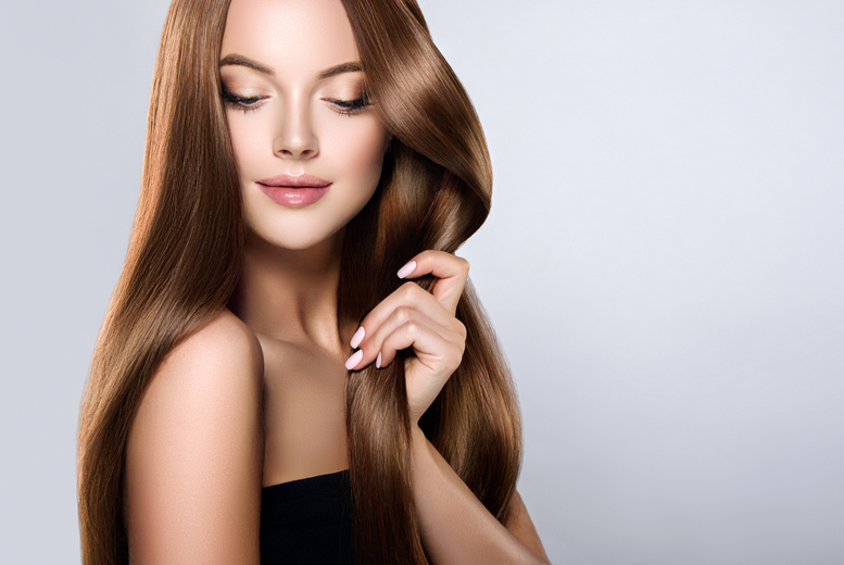 Image of £39 instead of £160 for an Olaplex hair botox treatment at Cher Salon, Tooting – save 76%