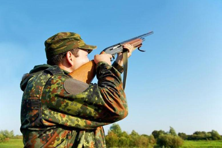 Image of £34 for a clay pigeon shooting experience for one person on a midweek day at Cloudside Shooting Club, Cheshire including breakfast, coffee and 25 clays. Or £39 for a weekend day!