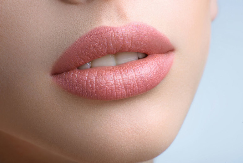 Image of £54 instead of £110 for a 0.5ml lip filler treatment at Chic Salon & Clinic, London or £89 for a 1ml lip filler treatment - save up to 51%