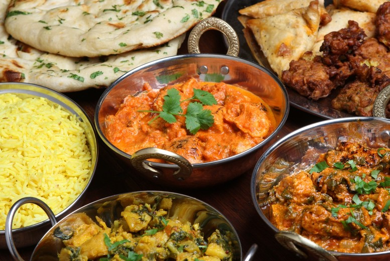 Image of £19 for a two-course Indian dinner for two people at 29 States The Indian Kitchen, York including poppadoms and chutneys, £35 for four people!