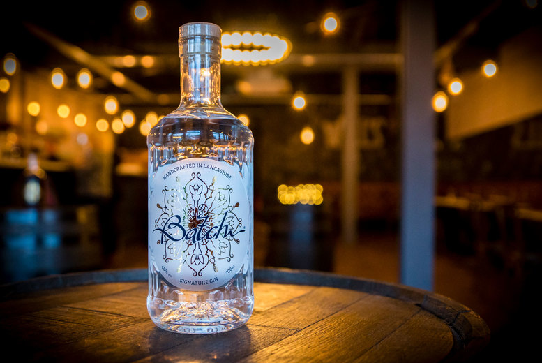 Image of £19 instead of £35 for a one-month gin subscription including a 70cl bottle of gin from Batch Distillery - save 46%