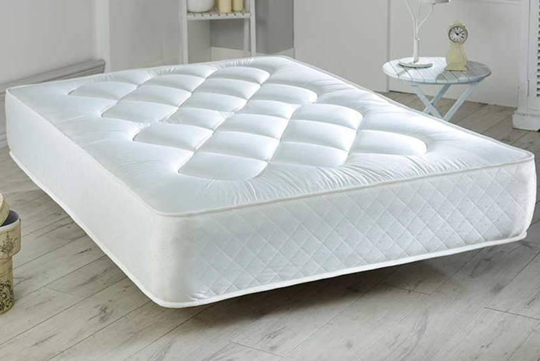 Image of From £99 for a Cleopatra orthopaedic back care mattress from The Furniture Department - choose from five sizes!