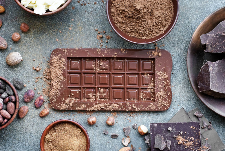Image of £22 instead of £45 for a DIY chocolatier kit from Britain Loves Baking - save 51%
