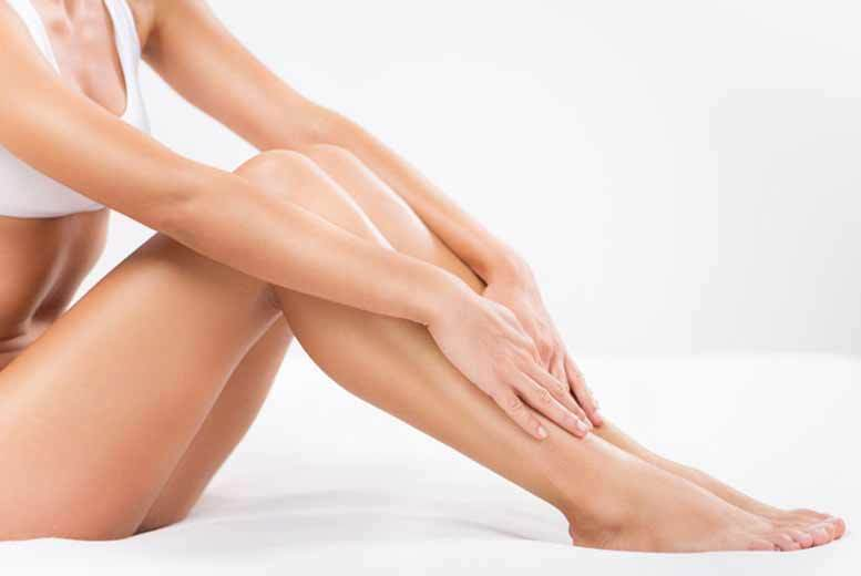 Image of £54 instead of £400 for three laser 'cellulite reduction' treatment sessions on three areas at Derma Care London, West Hampstead, £99 for six sessions, £129 for nine sessions, or £149 for twelve sessions - save 87%