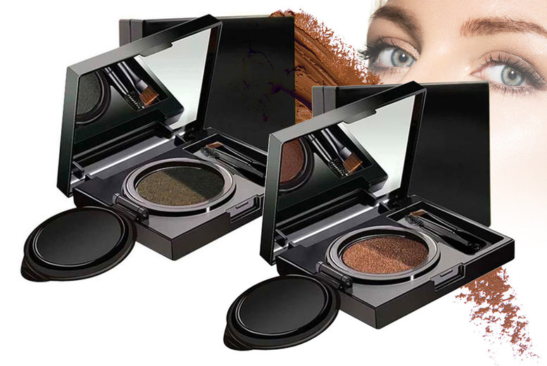 Image of £0 for an eyebrow perfection cushion duo – choose from two shades!