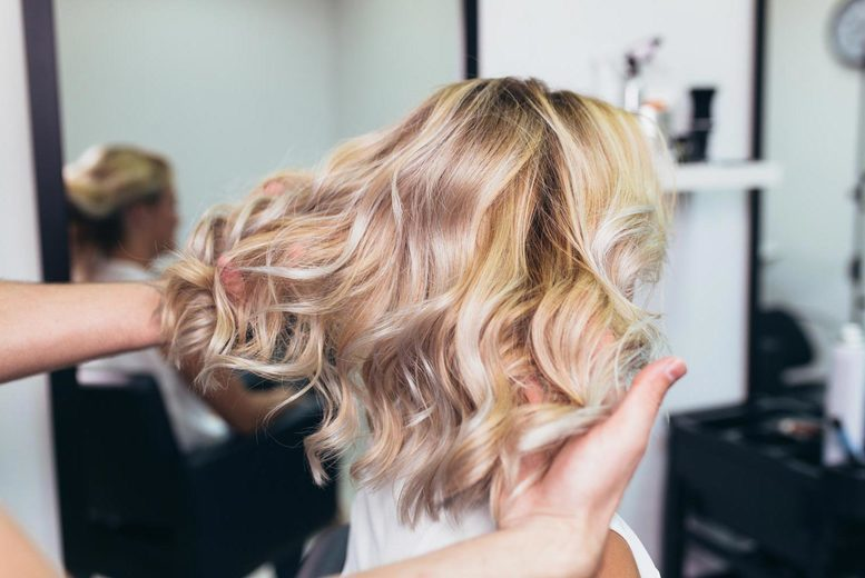 Image of £10 instead of £29 for a haircut and blow dry at Hairbase, Newcastle, or £25 including a half head of highlights - save up to 66%