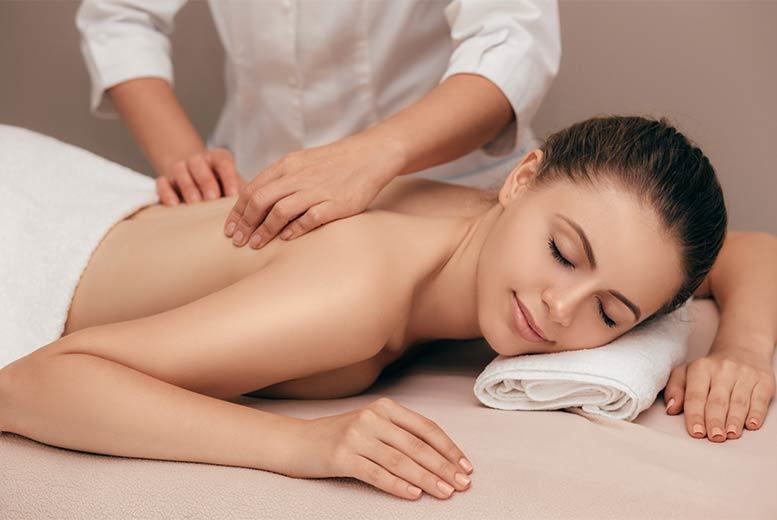Image of £14 instead of £30 for a one-hour full body massage at Hairbase, Newcastle - save 53%