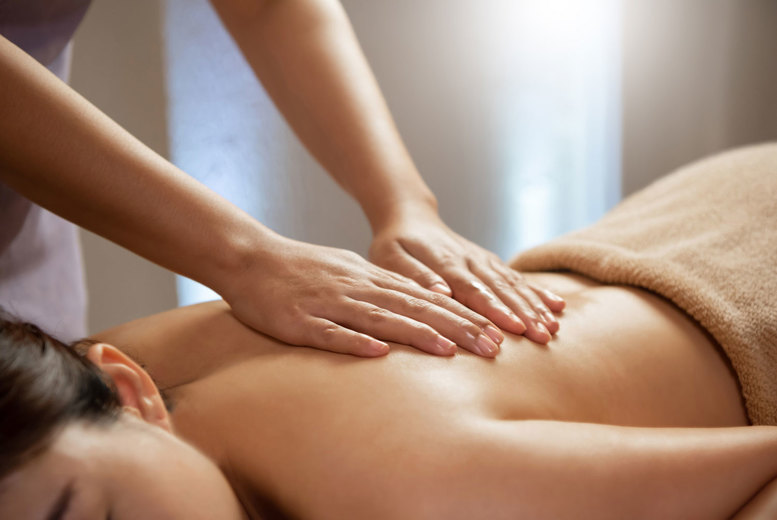 Image of £19 for a one-hour choice of massage for one at Gudi Massage Therapy, Norwich, or £29 for two!