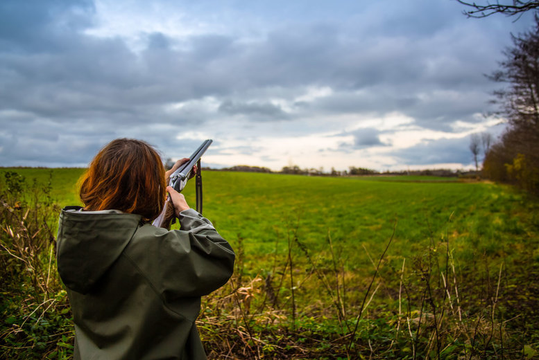 Image of £39 instead of £65 for a 30-minute clay pigeon shooting experience for one person at Guns and Clays or £74 for two people - choose between two locations and save up to 40%