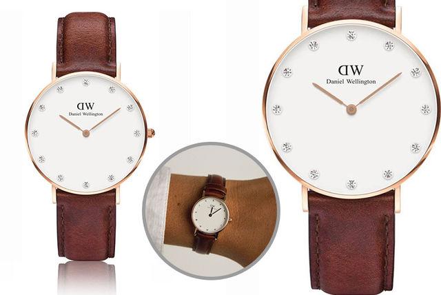 3743c161e8f3a Daniel Wellington Women s Watch