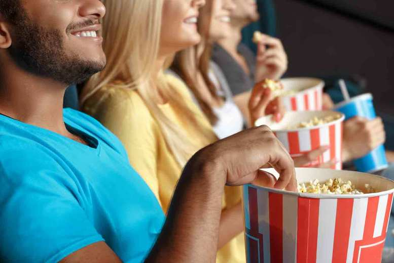 Image of From £5 for one ticket to Hideaway Outdoor Cinema in a choice of 14 locations - choose from 28 films including Cruella, Black Widow, Mamma Mia and The Greatest Showman and save up to 50%