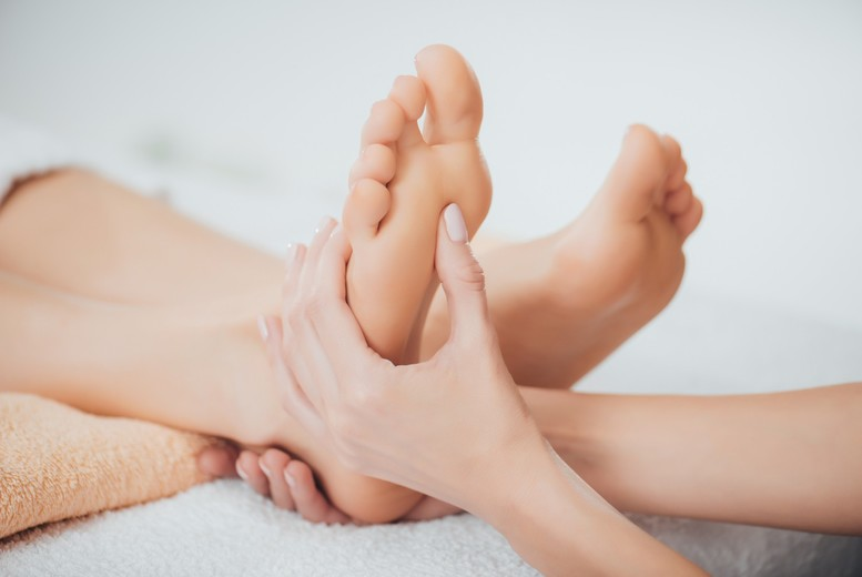Image of £19 instead of £37 for a 60-minute reflexology treatment at Beyond Beauty, Burton - save 49%