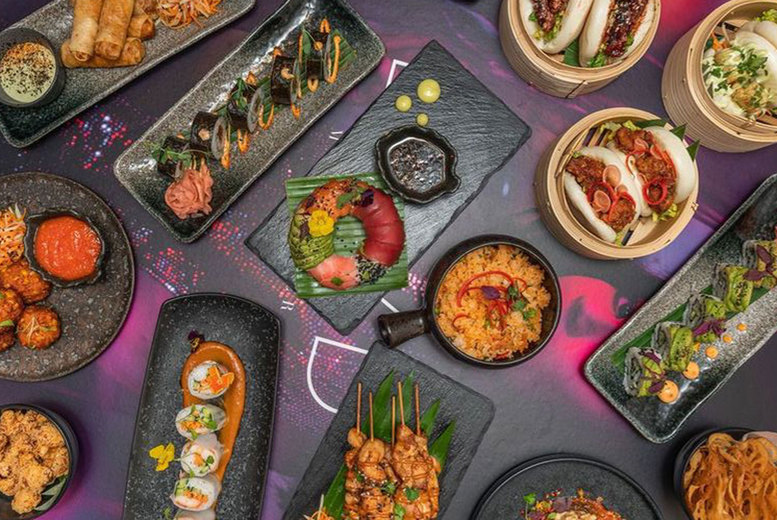 Image of £10 instead of £17.50 for two small plates to share for two people from BLVD, Manchester, £19 for four small plates or £28 for six small plates - save up to 43%