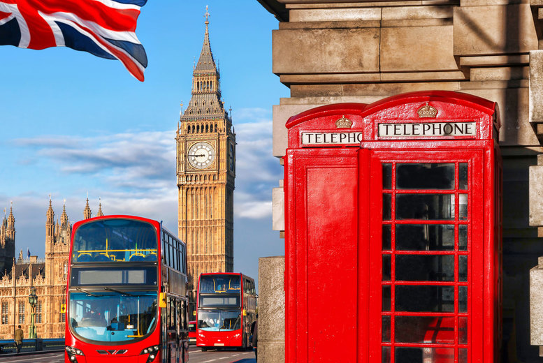Image of £7.50 instead of £15 for a ticket to a London summer scavenger hunt at BucketRace – choose from two dates and save 50%