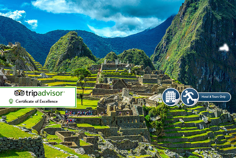 The Best Deal Guide - £549pp (from Inkayni Peru Tours) for a seven-day Inca Trail Machu Picchu tour and trek including accommodation, transfers, breakfast and selected meals - save up to 61%