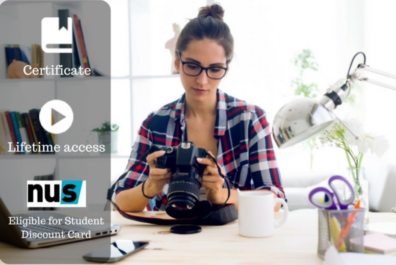 The Best Deal Guide - £9 instead of £49 for an online beginners' photography course from OfCourse - save 82%