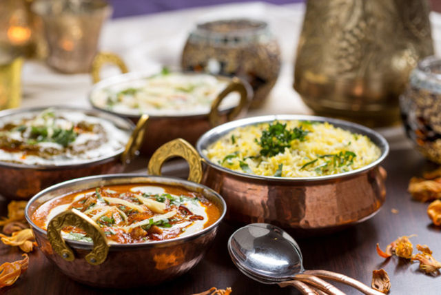 Indian Meal for 2 with Wine @ India Gate | Belfast | LivingSocial