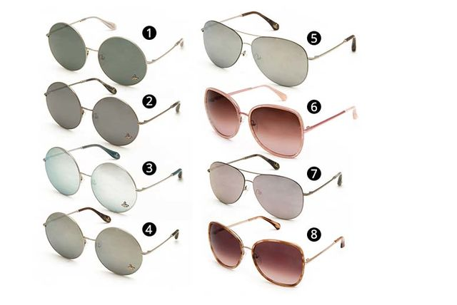 242123f84a91 From £39 (from Brand Arena) for a pair of Vivienne Westwood sunglasses -  choose from eight styles and save up to 78%