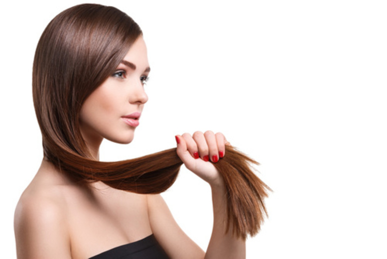 £24 for a wash, cut, blow dry, treatment and half head of highlights from Unique Hair Lounge