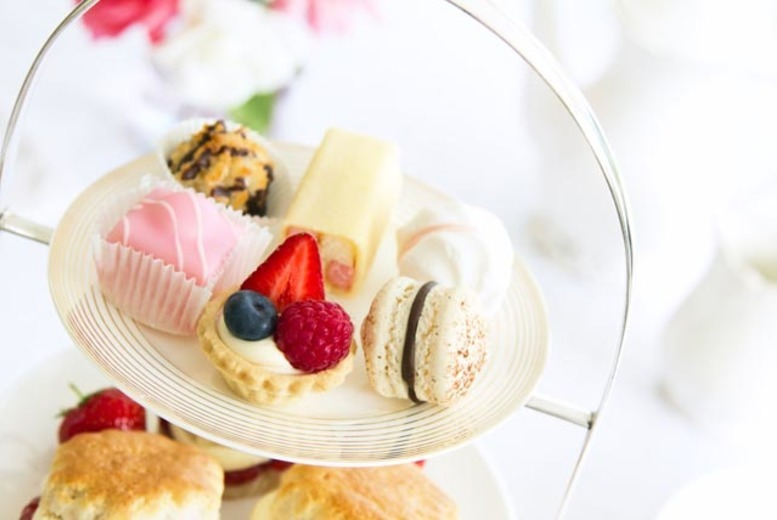 DDDeals - £14 for afternoon tea for two people at West Lothian Golf Club, Linlithgow!