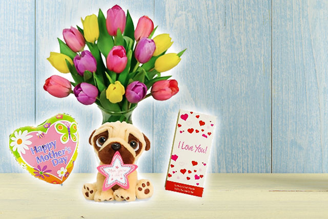 Mothers Day Tulip Hamper