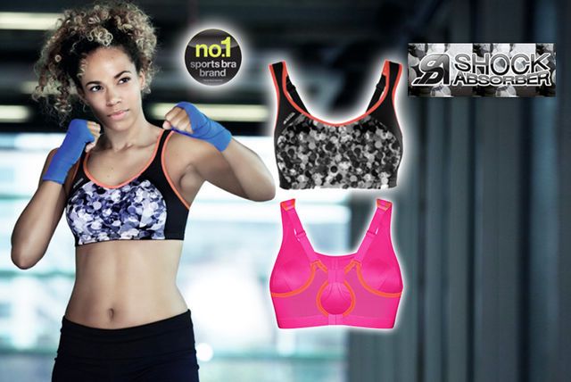 28eda33520858 Shock Absorber Max Support Sports Bra- Sizes 32B-40H!
