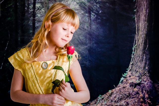 Beauty The Beast Photoshoot With 3 Prints Birmingham Livingsocial