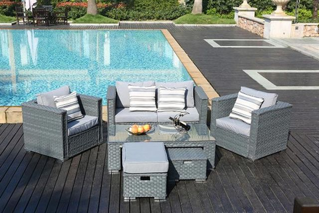 sold out - Garden Furniture Colours