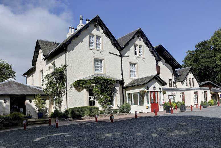 4* Selkirk Stay for 2 in Deluxe Room @ Philipburn House Hotel