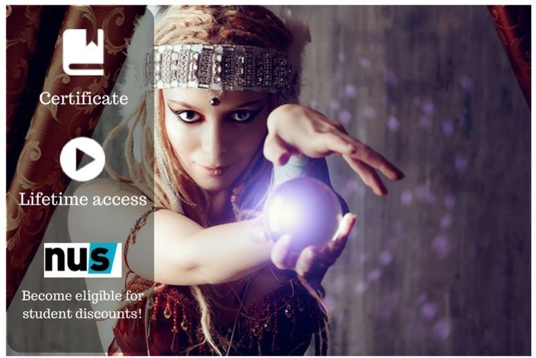 The Best Deal Guide - £17 instead of £99 for an online psychic development course from OfCourse - save 83%