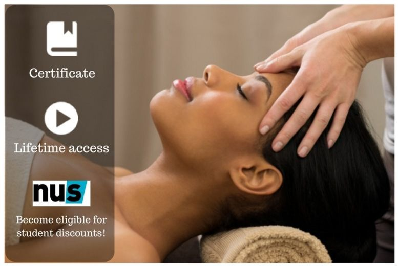 The Best Deal Guide - £14 instead of £59 for an online Indian head massage course from OfCourse - save 76%