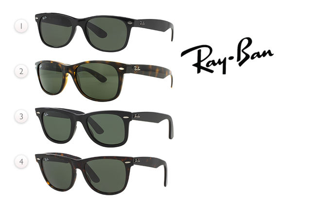 234e22aa35 €89 (from Maverick   Wolf) for a pair of new Wayfarer Ray-Ban sunglasses