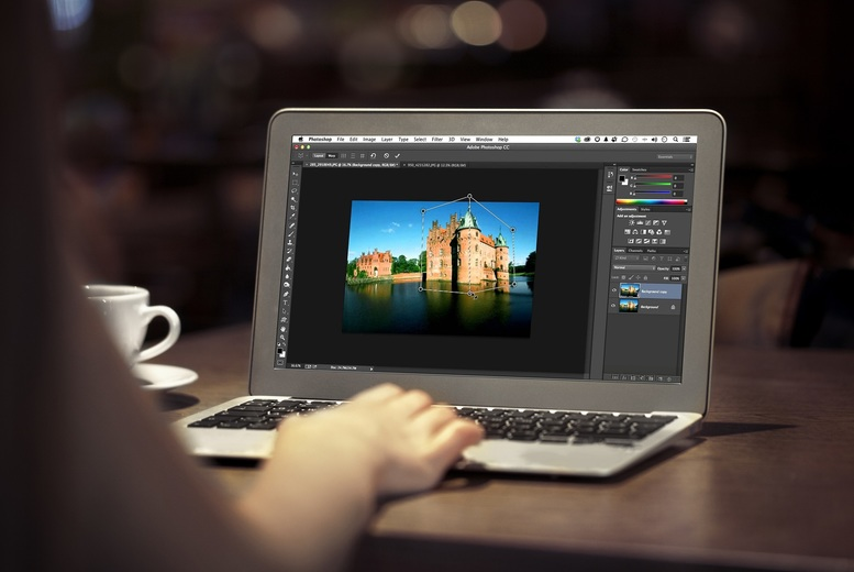 DDDeals - £16 instead of £395 for an online Photoshop diploma from Live Academy Education Limited - save 96%