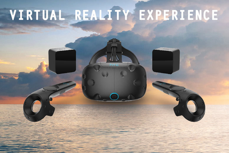 60min Virtual Reality Experience for up to 4