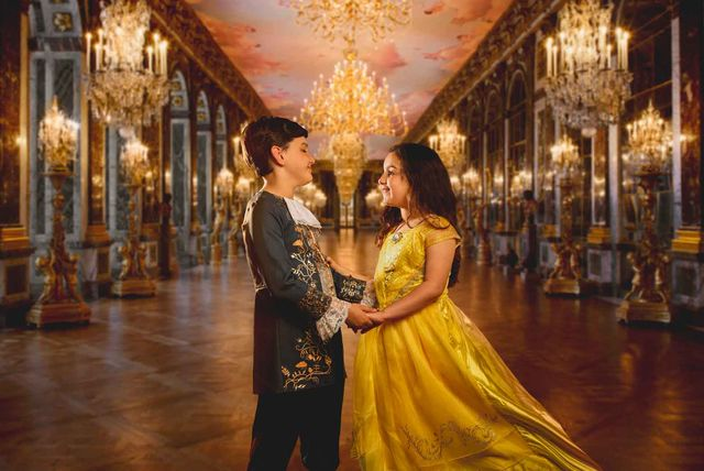 Beauty And The Beast Inspired Photoshoot Prints Goody Bag