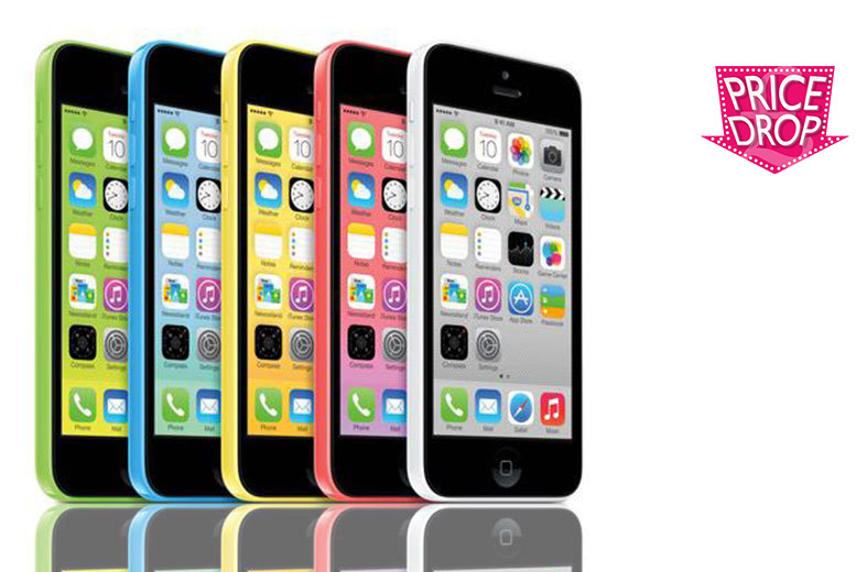 The Best Deal Guide - £89 (from Renew Electronics) for a refurbished 8GB Apple iPhone 5c, £109 for 16GB - choose from five colours!