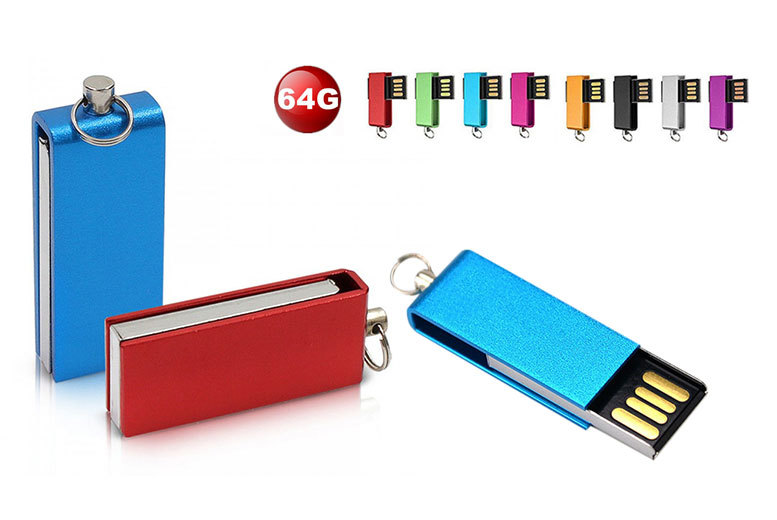 The Best Deal Guide - £4.99 instead of £22 (from EFMall) for a 64GB USB stick - save 77%