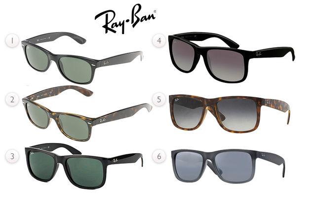 ray ban styles 2017